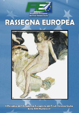Rassegna Europea 37 | Accademia Europeista F.V.G.