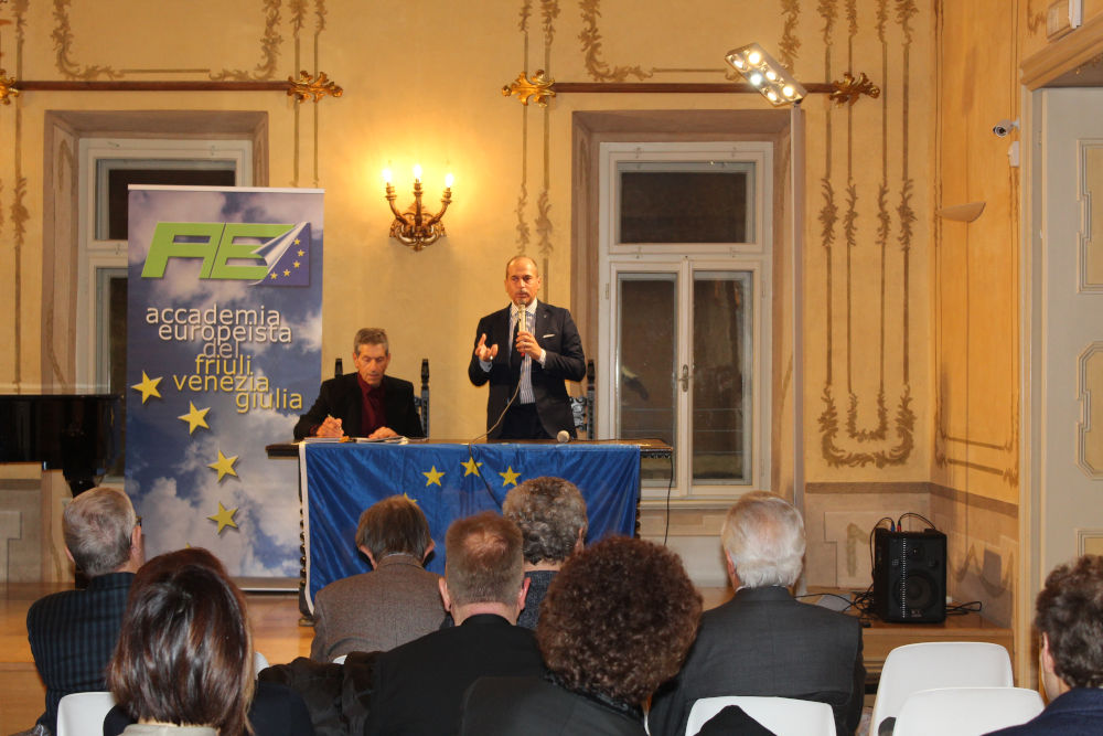 1989-2019 trent'anni d'impegno per l'Europa
