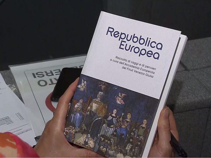 Fvg-Ue: Zanin, nel libro Repubblica Europea c'è il nostro futuro